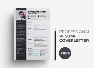 Prefessional Resume+coverletter