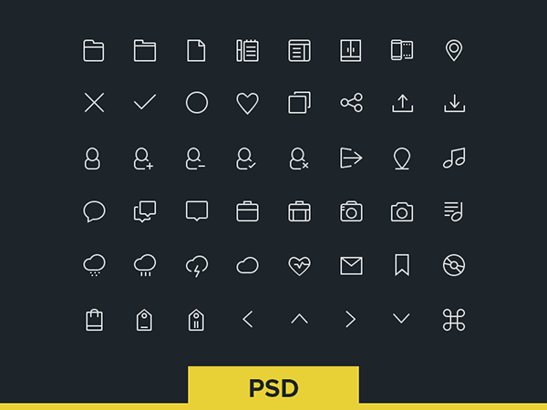 free-lineicons