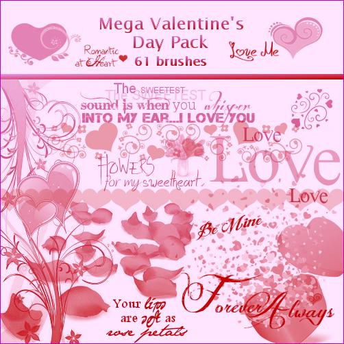 mega_valentines_day_brushes_by_illyera-d4ny865