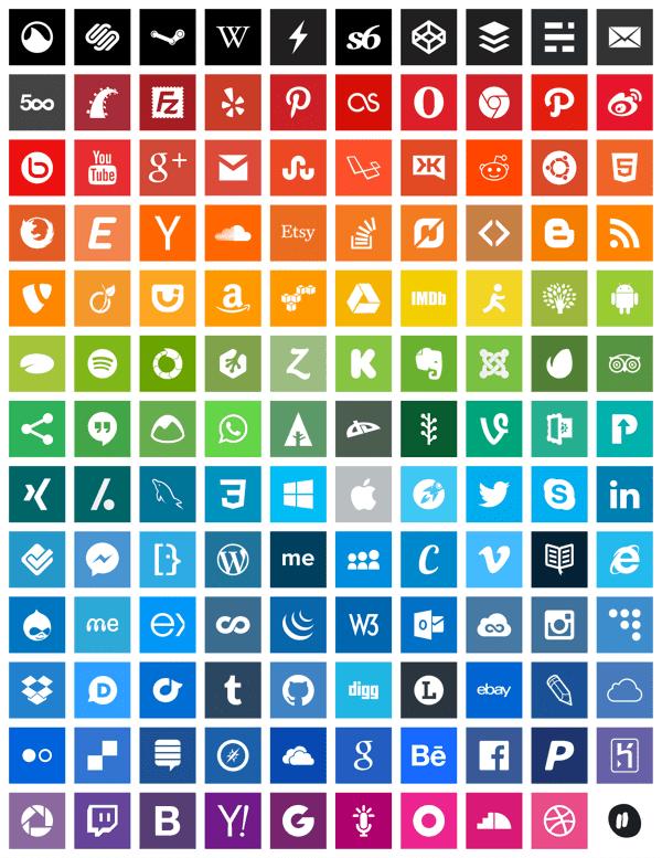 flatoids-free-icons