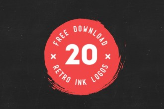 20 Free Ink Logos