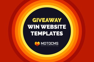 Giveaway Website Templates