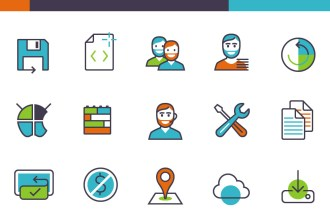 Free Apps Vector Icons