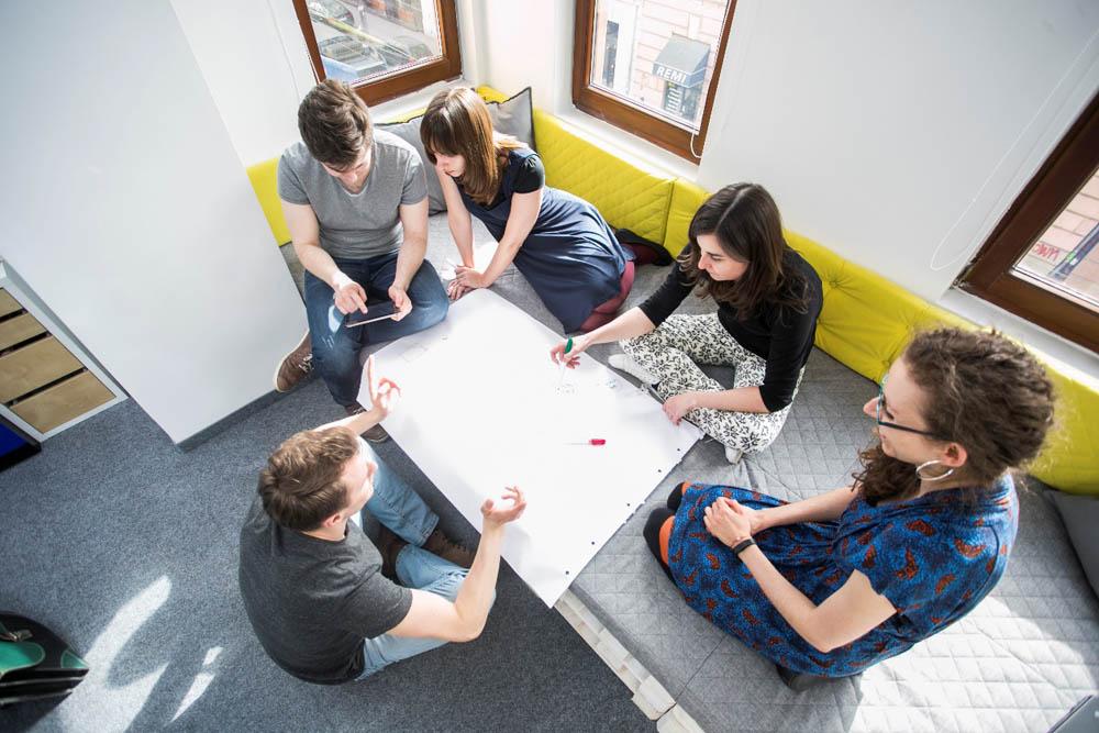 Coders Brainstorming