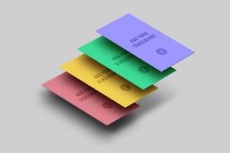 App Screen Display Mockups