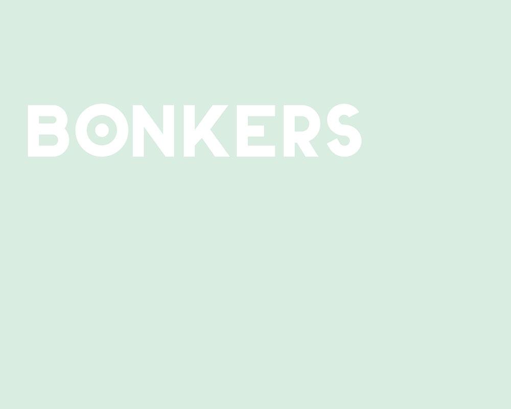Bonkers Font
