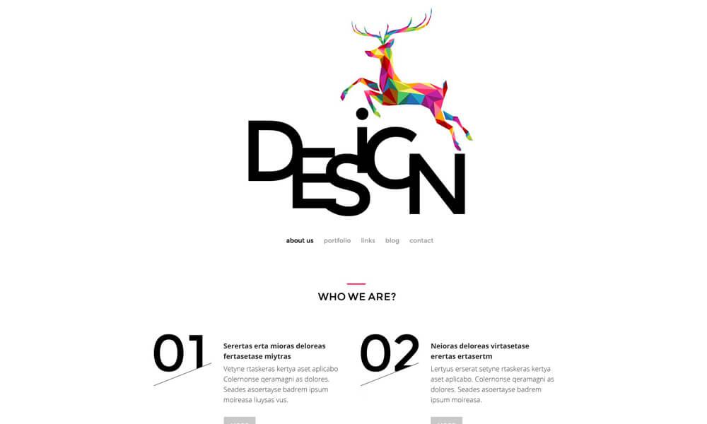 Design PSD Template