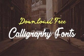 Download Free Script Fonts