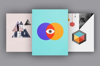 Abstract Vector Forms And Shapes