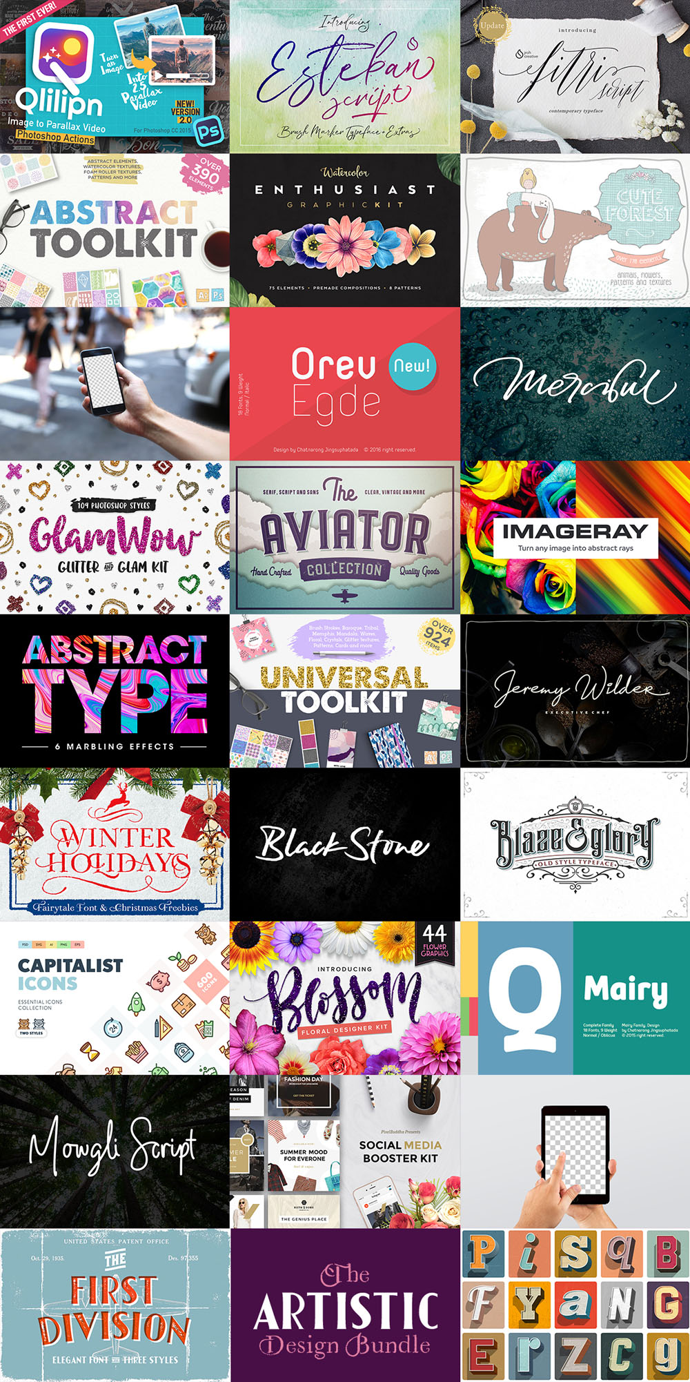 Artistic Design Bundle Full View