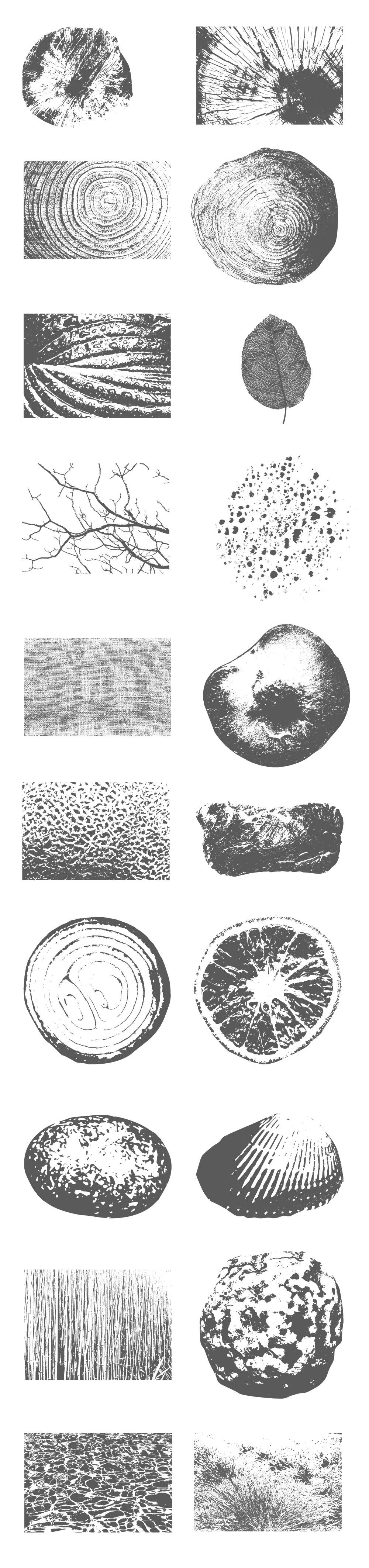 Free Organic Textures