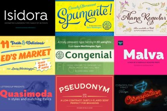 Huge Definitive Fonts Bundle For Just $29