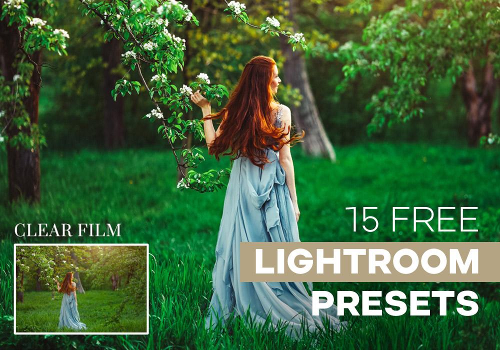 15 Free Lightroom Presets - GraphicsFuel