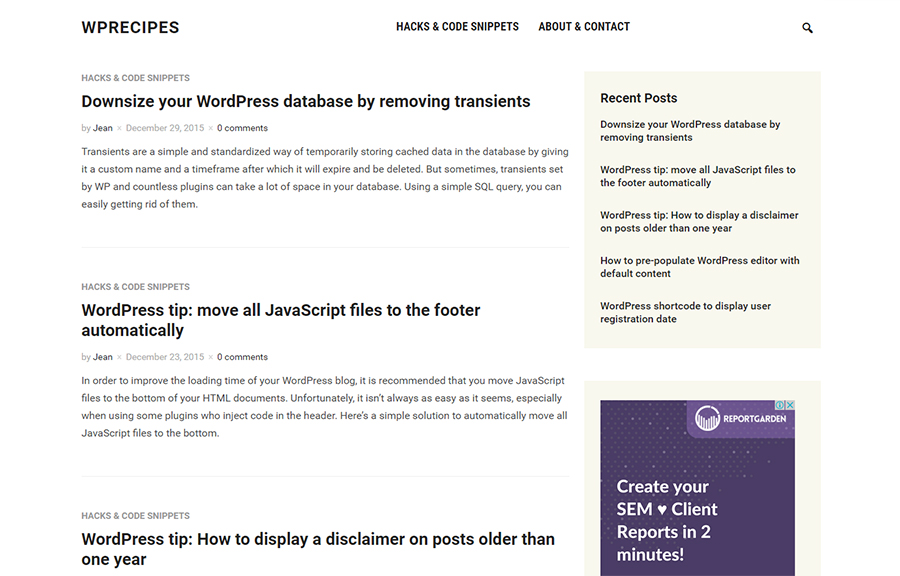 8 Best Places to Learn WordPress - GraphicsFuel - 웹