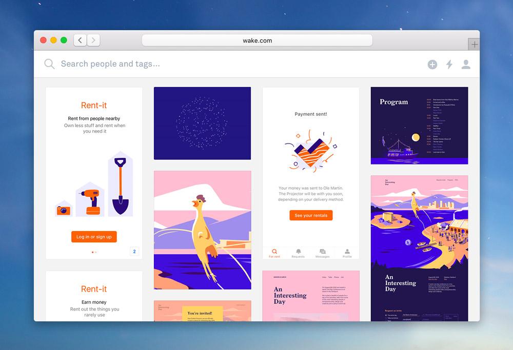 Wake: Design Collaboration Tool
