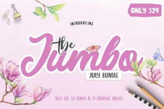 The Jumbo July Bundle