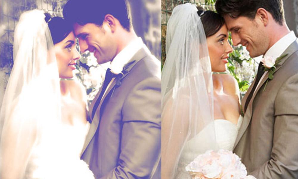 Wedding Photoshop Action