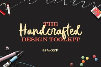 The Handcrafted Design Toolkit