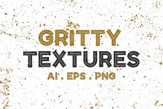 10 Gritty Textures