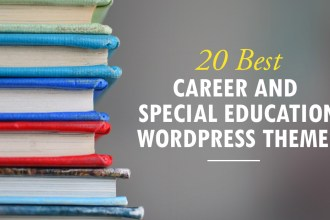 20 Career & Special Education WP Themes