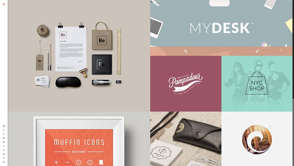 Be Design Theme
