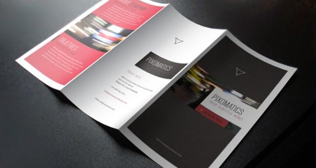Free Corporate Tri-fold Brochure