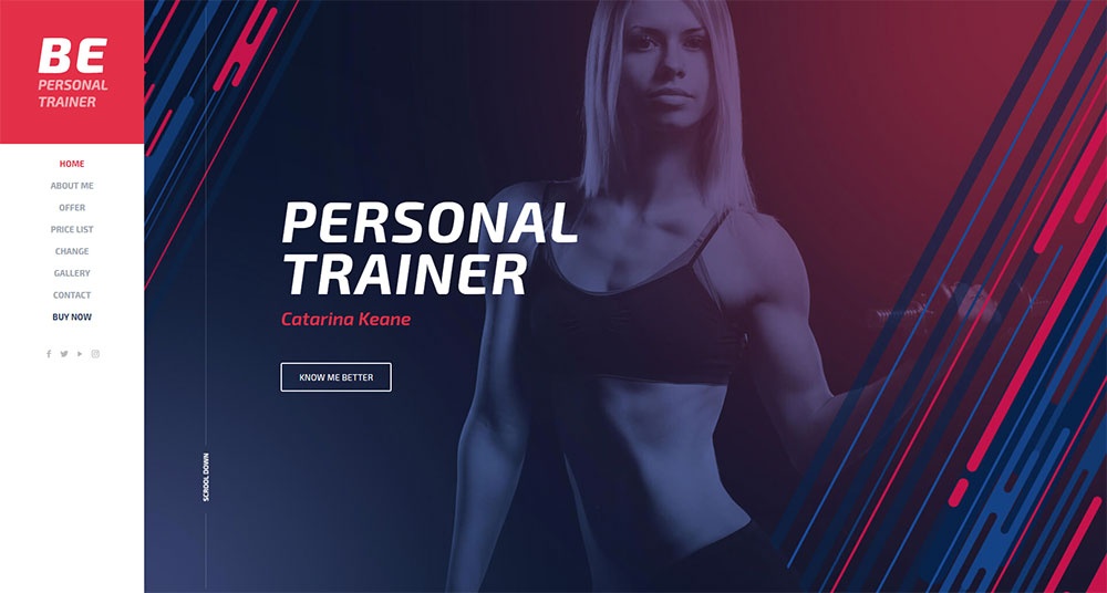 Be Personal Trainer