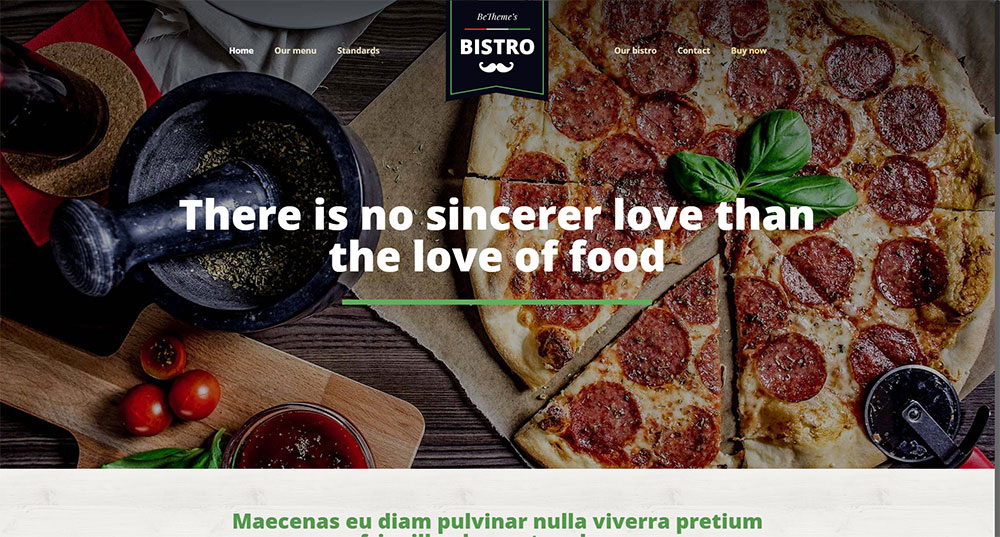 Be Bistro
