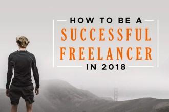 Successful Freelancer in 2018