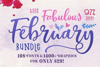 February Fabulous Bundle