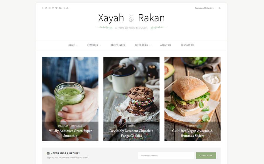 Xayah & Rakan WordPress Theme
