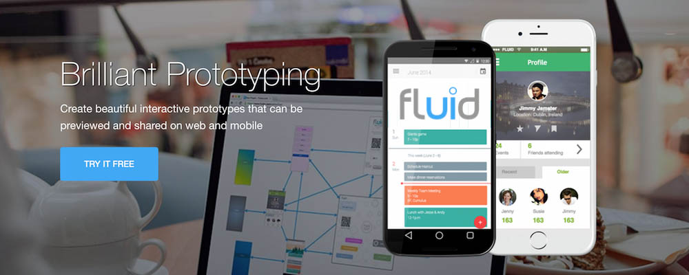 Fluid UI