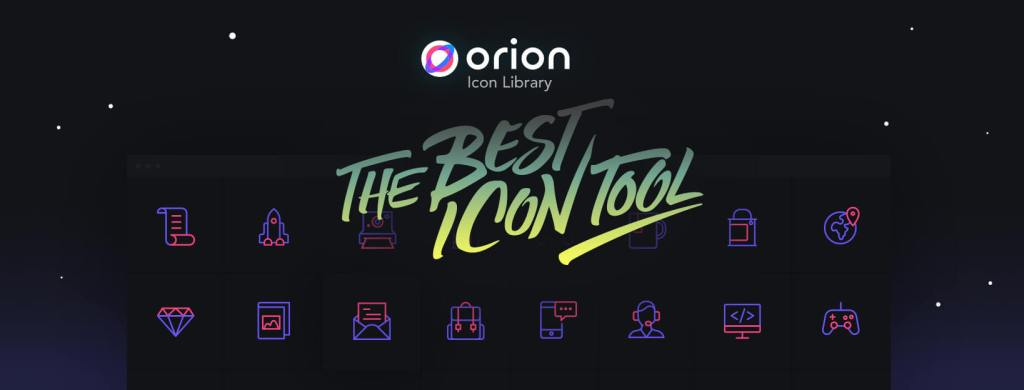 Orion Icons