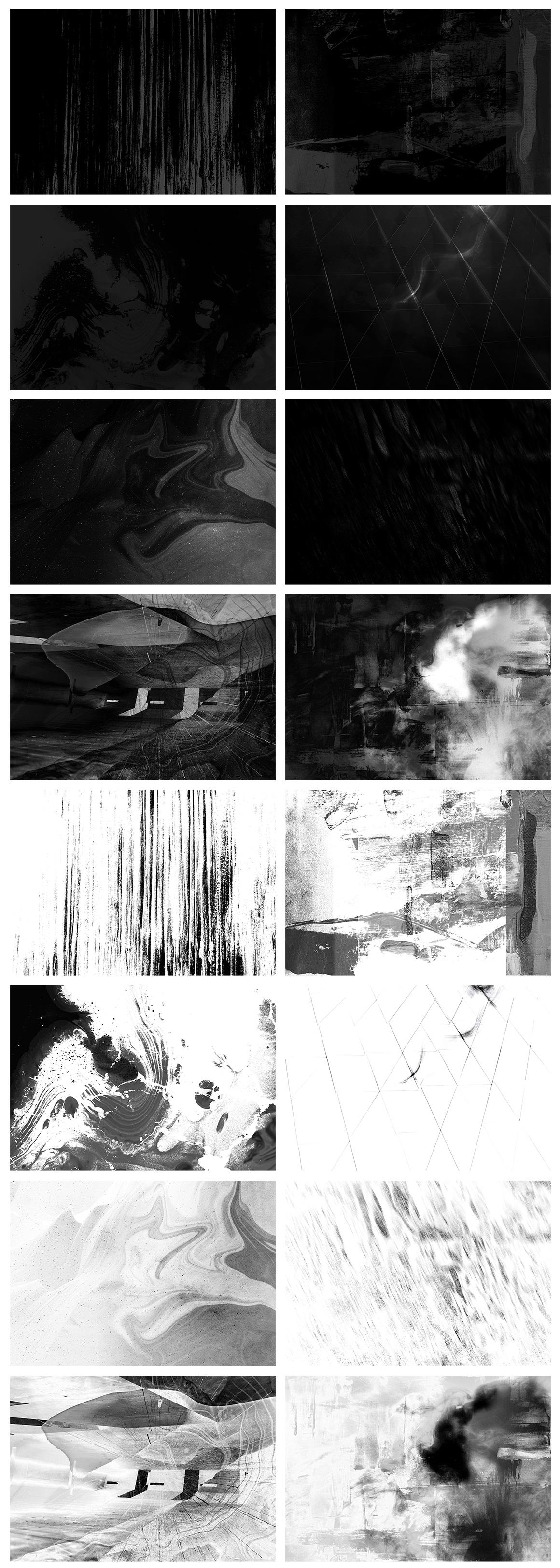Dark and Light Textures