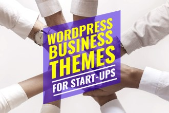 Wordpress Business Themes For Start-ups