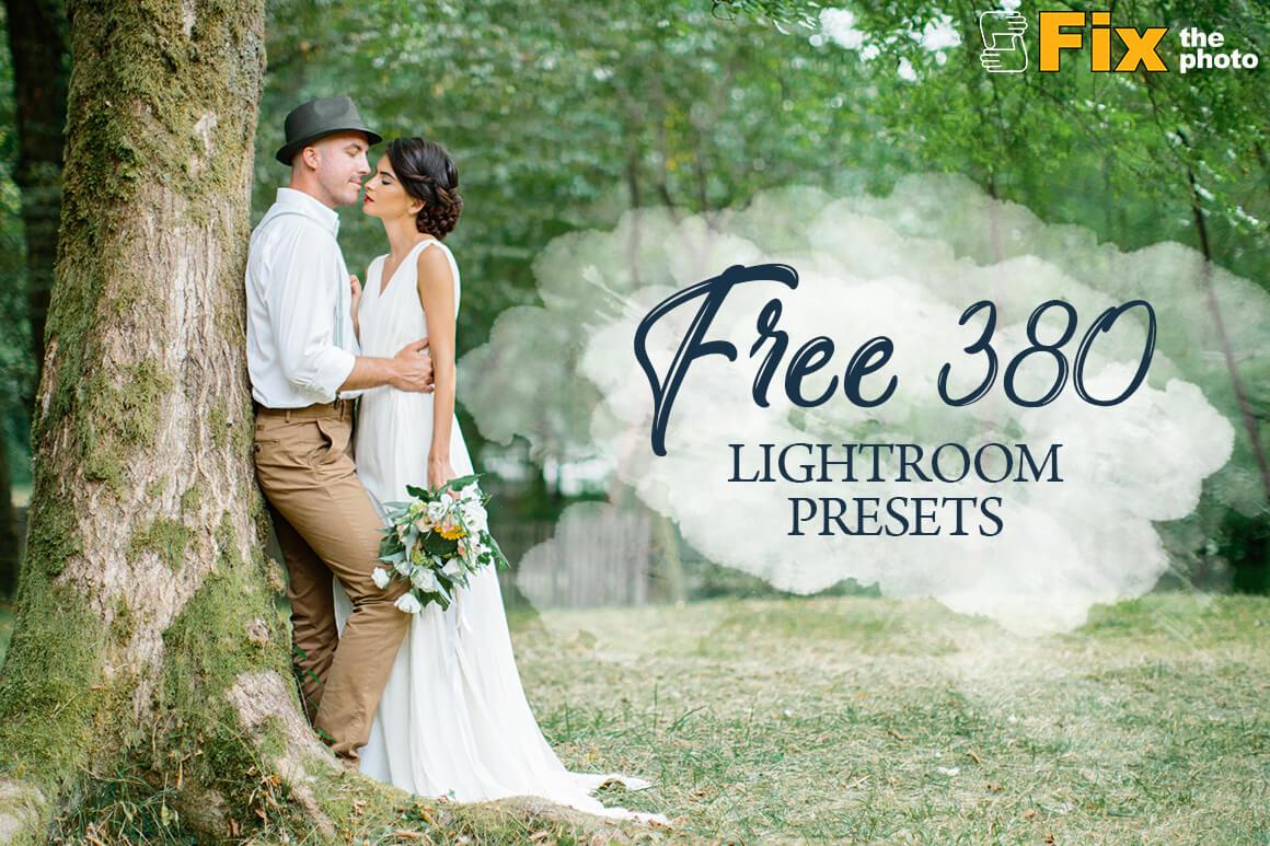 380 Free Lightroom Presets