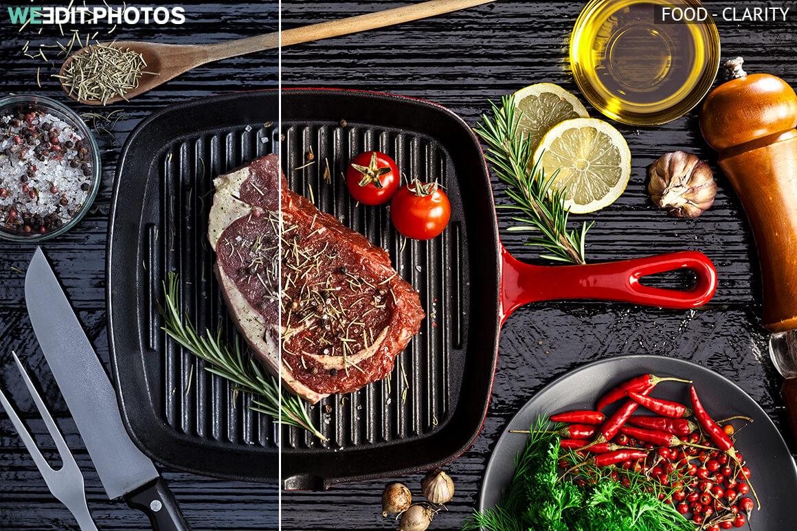 Food Photo Edits