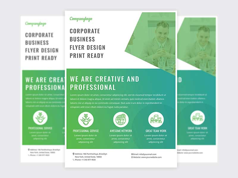 corporate-flyer-free