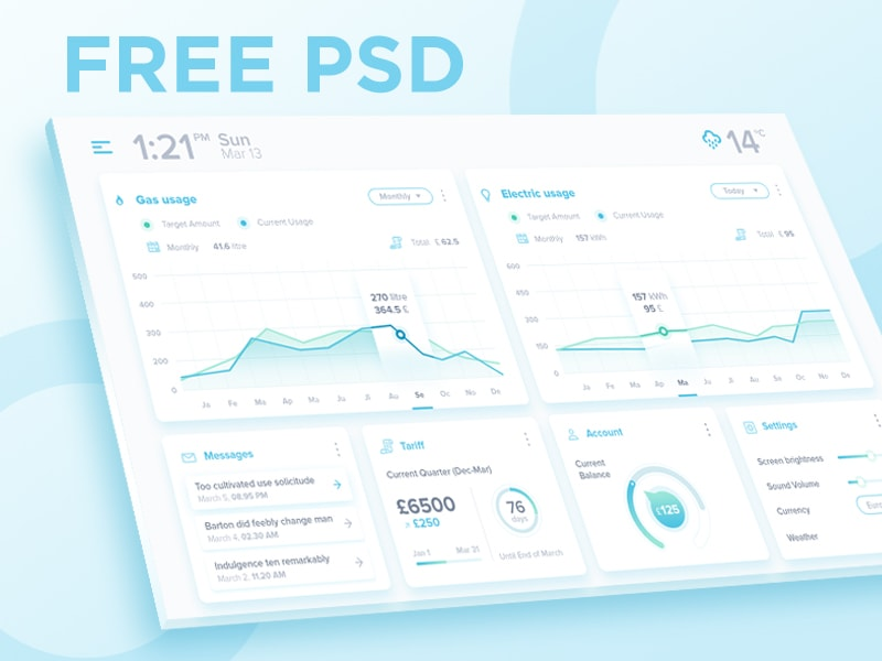 free-dashboard-template-psd-3