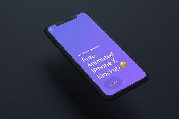 animated-iphone-x-mockup