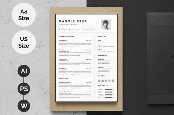 free-resume-template-4