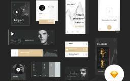 music-app-ui-kit