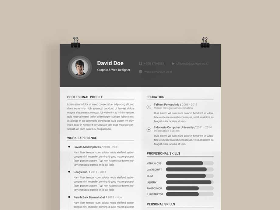 David-Resume