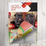 calendari olandesi illustrati cani e gatti
