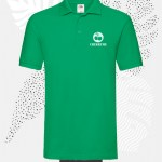 graphid promotion fruit polo 63218 uomo verde prato
