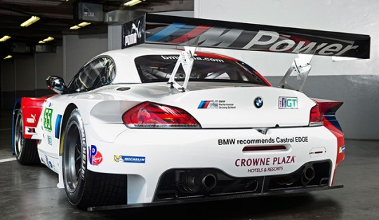 BMW race car wraps by GRAPHIOS bmw race car wrap in chicago