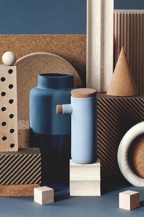 blue ash decor for interior design
