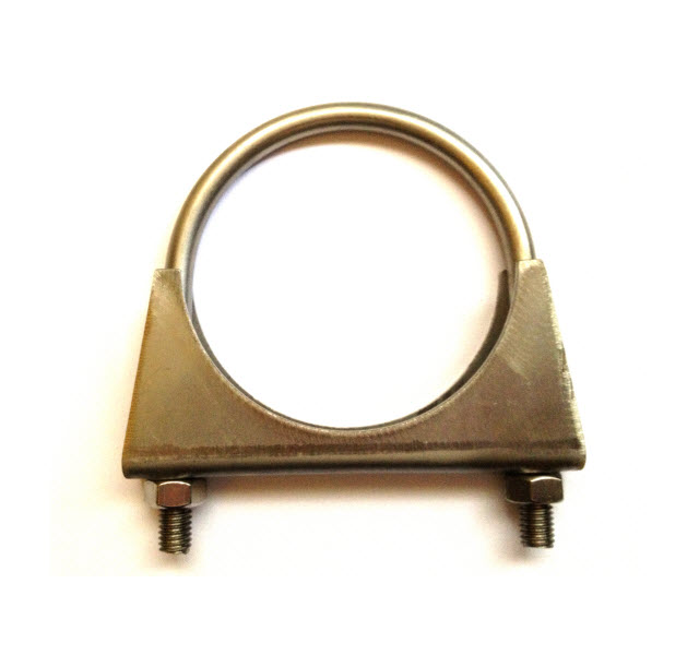 Stainless Steel Exhaust Pipe Clamp