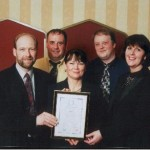 Graphskill Investors in People Award