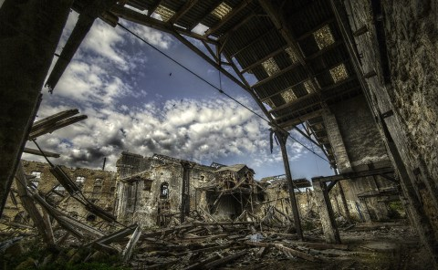 Urbex, France, Usine, Abandon